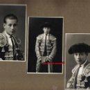 Fotografía antigua: FOTOGRAFIAS DE SMOKE & PET FREE CAYETANO ORDOÑEZ, EL NIÑO DE LA PALMA. FOTO GARCIA BOLDUNS VALENCIA. Lote 26540801