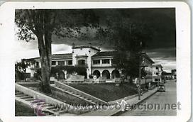FOTOGRAFIA POSTAL ANTIGUA. ACAYUCAN. MEXICO. 1958 (Fotografía Antigua - Gelatinobromuro)