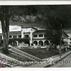 Fotografía antigua: FOTOGRAFIA POSTAL ANTIGUA. ACAYUCAN. MEXICO. 1958. Lote 27288395