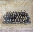Fotografía antigua: GRUPO DE NIÑOS CON MEDALLAS GIJON ASTURIAS 1919. Lote 28014235