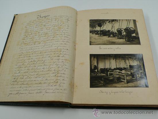 Fotografía antigua: Vistas de fábricas de Barcelona, 1922. Cervezas Damm, harinas la esperanza, refinerias,etc. Ver - Foto 16 - 28843030