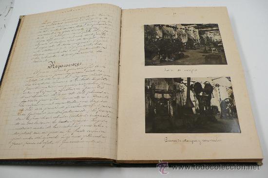 Fotografía antigua: Vistas de fábricas de Barcelona, 1922. Cervezas Damm, harinas la esperanza, refinerias,etc. Ver - Foto 18 - 28843030