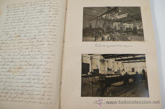 Fotografía antigua: Vistas de fábricas de Barcelona, 1922. Cervezas Damm, harinas la esperanza, refinerias,etc. Ver - Foto 21 - 28843030