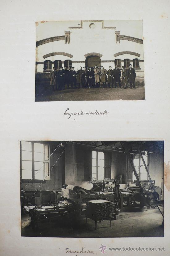 Fotografía antigua: Vistas de fábricas de Barcelona, 1922. Cervezas Damm, harinas la esperanza, refinerias,etc. Ver - Foto 23 - 28843030