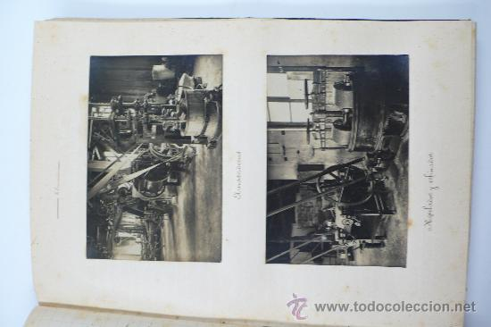 Fotografía antigua: Vistas de fábricas de Barcelona, 1922. Cervezas Damm, harinas la esperanza, refinerias,etc. Ver - Foto 26 - 28843030