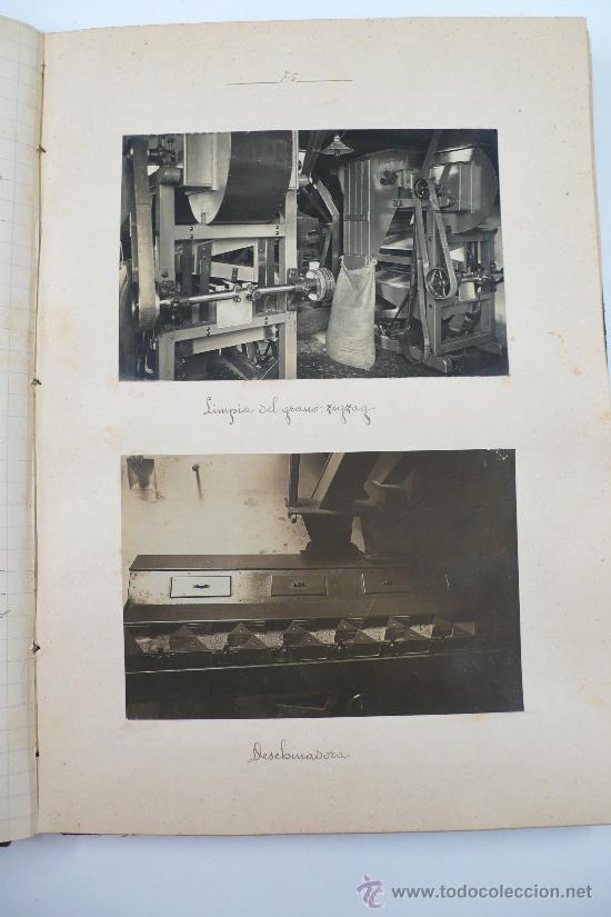 Fotografía antigua: Vistas de fábricas de Barcelona, 1922. Cervezas Damm, harinas la esperanza, refinerias,etc. Ver - Foto 29 - 28843030