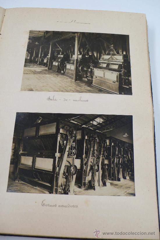 Fotografía antigua: Vistas de fábricas de Barcelona, 1922. Cervezas Damm, harinas la esperanza, refinerias,etc. Ver - Foto 30 - 28843030