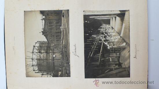 Fotografía antigua: Vistas de fábricas de Barcelona, 1922. Cervezas Damm, harinas la esperanza, refinerias,etc. Ver - Foto 41 - 28843030