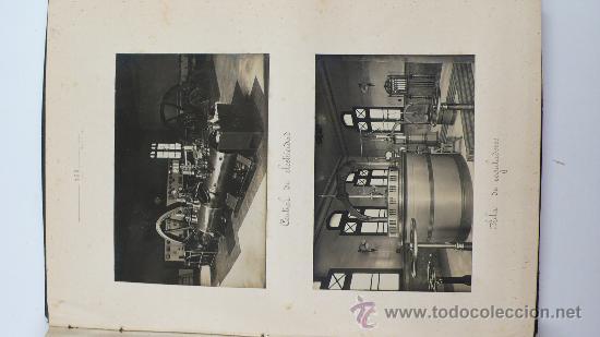 Fotografía antigua: Vistas de fábricas de Barcelona, 1922. Cervezas Damm, harinas la esperanza, refinerias,etc. Ver - Foto 42 - 28843030