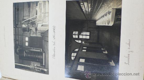 Fotografía antigua: Vistas de fábricas de Barcelona, 1922. Cervezas Damm, harinas la esperanza, refinerias,etc. Ver - Foto 44 - 28843030