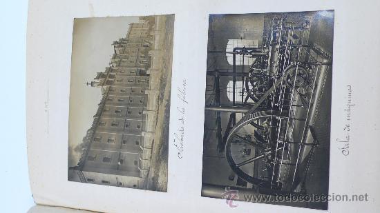 Fotografía antigua: Vistas de fábricas de Barcelona, 1922. Cervezas Damm, harinas la esperanza, refinerias,etc. Ver - Foto 47 - 28843030