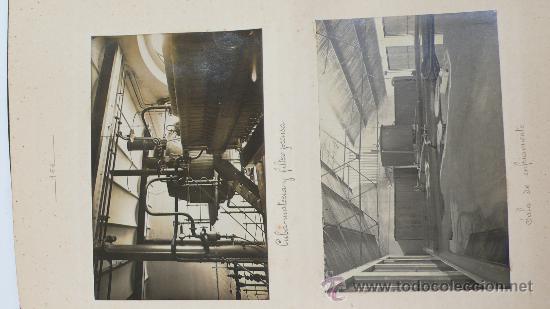 Fotografía antigua: Vistas de fábricas de Barcelona, 1922. Cervezas Damm, harinas la esperanza, refinerias,etc. Ver - Foto 48 - 28843030