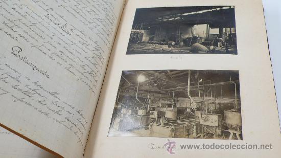 Fotografía antigua: Vistas de fábricas de Barcelona, 1922. Cervezas Damm, harinas la esperanza, refinerias,etc. Ver - Foto 50 - 28843030