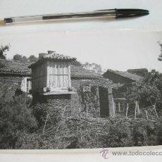 Fotografía antigua: FOTOGRAFIA DE UN HORREO EN SAN SATURNINO - AÑOS 40 - EL FERROL - GALICIA. Lote 30572746