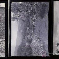 Fotografía antigua: CAMPRODÓN, 1940'S. 10 NEGATIVOS FLEXIBLES 6X9 CM.. Lote 30521706