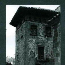 Fotografía antigua: MAESTRAZGO. MIRAMBEL. LA IGLESUELA DEL CID. TERUEL. INTERESANTE LOTE DE OCHO FOTOGRAFÍAS. C. 1965. Lote 31293972