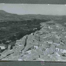 Fotografía antigua: MAELLA. BAJO ARAGÓN. 9 FOTOS. PRECIOSAS VISTAS. C. 1965. Lote 31340240