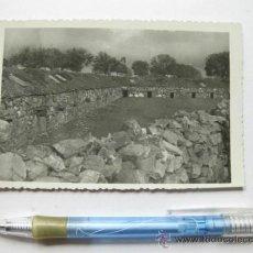 Fotografía antigua: FOTOGRAFIA POSTAL DE CLASICOS ZAHURDONES SALMANTINOS - SALAMANCA AÑOS 40. Lote 31602518