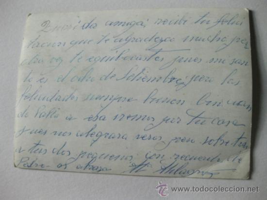 Fotografía antigua: FOTOGRAFIA DE LOS AÑOS 50 DE ALGUN PUEBLO O CIUDAD ESPAÑOLA - Foto 2 - 37728243