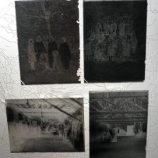 Fotografía antigua - LOTE DE CRISTALES FOTOGRAFICOS ANTIGUOS - AÑO 1900. - 32157380