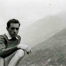 Photographie ancienne: PIRINEOS. CANEJAN. VALLE DE ARÁN. MONTAÑERO. C. 1952. Lote 32344949