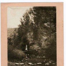 Fotografía antigua: CATALUNYA, 1916. POR IDENTIFICAR, FOTO: MAS, BARCELONA. 17X24 CM.. Lote 32646613