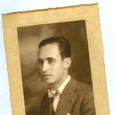 Fotografía antigua: RETRATO - 1920'S - FOTOGRAFIA MASANA . Lote 32921520