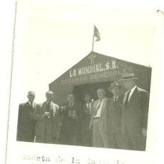 Fotografía antigua: FOTOGRAFÍA FERIA DE ABRIL. SEVILLA 1959. Lote 33003071