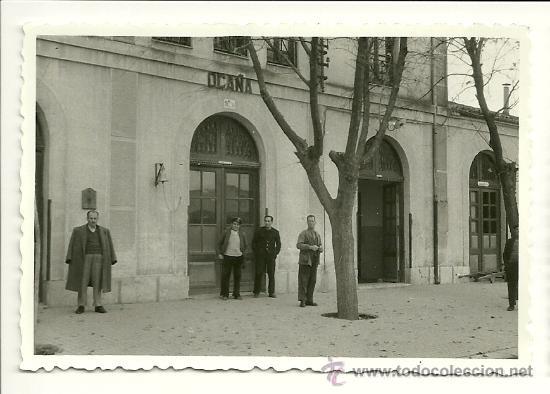 FOTOGRAFÍA OCAÑA- TOLEDO (Fotografía Antigua - Gelatinobromuro)