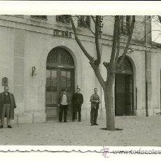 Fotografía antigua: FOTOGRAFÍA OCAÑA- TOLEDO. Lote 33225158