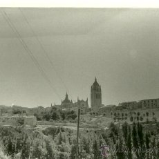 Fotografía antigua: FOTOGRAFÍA CATEDRAL SEGOVIA. Lote 33225261