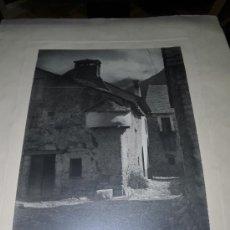 Fotografía antigua: FOTOGRAFIA CASA MONTAÑESA AUTOR MIGUEL FACI DEL TEG 1936 ZARAGOZA. Lote 33529777
