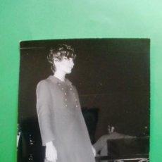Fotografía antigua: ALICIA BORRAS EX MISS ESPAÑA EN PASARELA - FOTOGRAFA MAITE MAINÉ. Lote 34850489