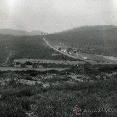 Fotografía antigua: ORDAL. ALTO DEL ORDAL. CARRETERA NACIONAL. C.1959. Lote 35432510