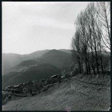 Fotografía antigua: PLANOLES. GIRONA. PRECIOSO PAISAJE. C. 1960. Lote 35539933