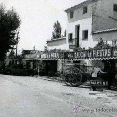 Fotografía antigua: MOLÍ DE LA MORA. CARRETERA NACIONAL. 1959. Lote 35920440