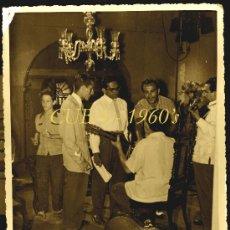 Fotografía antigua: CUBA - GUILLERMO CABRERA INFANTE - 1960'S. Lote 36405992