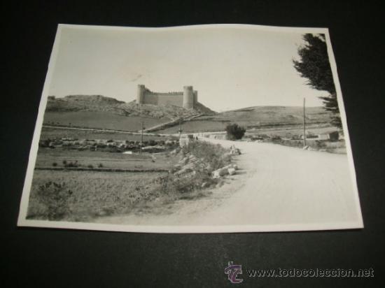 MAQUEDA TOLEDO CASTILLO 1930 FOTOGRAFIA POR VIAJERO AMERICANO (Fotografía Antigua - Gelatinobromuro)