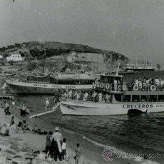 Fotografía antigua: SANT FELIU DE GUIXOLS. TURISMO. 7/1960. Lote 37170743