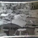 Fotografía antigua: MAGNIFICA Y RARA FOTOGRAFIA DE MALAGA, LLANOS DE LA TRINIDAD. FOTOGRAFO DE MALAGA . Lote 37623594