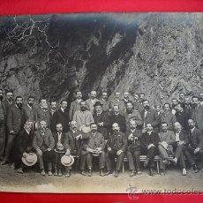 Fotografía antigua: CATALUNYA - POLITICS I EMPRESARIS - 1900'S - GRAN FORMAT. Lote 37831846