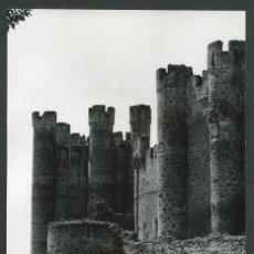 Fotografia antica: CASTILLA Y LEÓN. CASTILLO-7. C. 1965. Lote 37958674