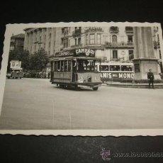 Fotografía antigua - BARCELONA ANTIGUA FOTOGRAFIA TRANVIA A FONTANA - 38041915