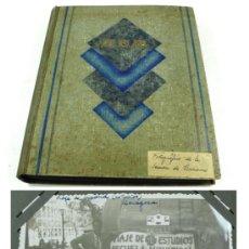 Fotografía antigua: MATADERO DE BARCELONA, MATARIFES,SECCIÓN TURISMO. 1930'S-50'S. ÁLBUM CON MÁS DE100 FOTOGRAFÍAS.. Lote 39038790