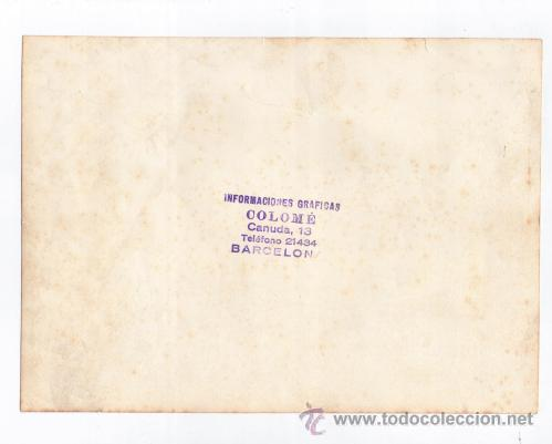Fotografía antigua: Perfumería nacional, Barcelona, exposición. Foto: Colomé, Barcelona. 18x24 cm. - Foto 3 - 39037244
