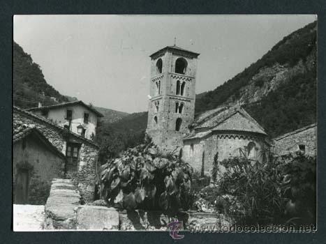 BEGET. GARROTXA. GIRONA. 17/8/1977 (Fotografía Antigua - Gelatinobromuro)