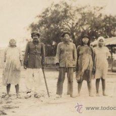 Fotografía antigua: INDIOS INDIGENA CHAMACOCOS. ALTO PARAGUAY 1930. Lote 39198979