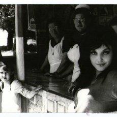 Fotografía antigua: LA ACTRIZ MARÍA JOSÉ ALFONSO, 1970'S. FOTO: COLITA (ISABEL ESTEVA) 18X24 CM.. Lote 39414884