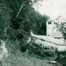 Fotografía antigua: COLLSEROLA. MASÍA. PAISAJE. C. 1900. Lote 39440860