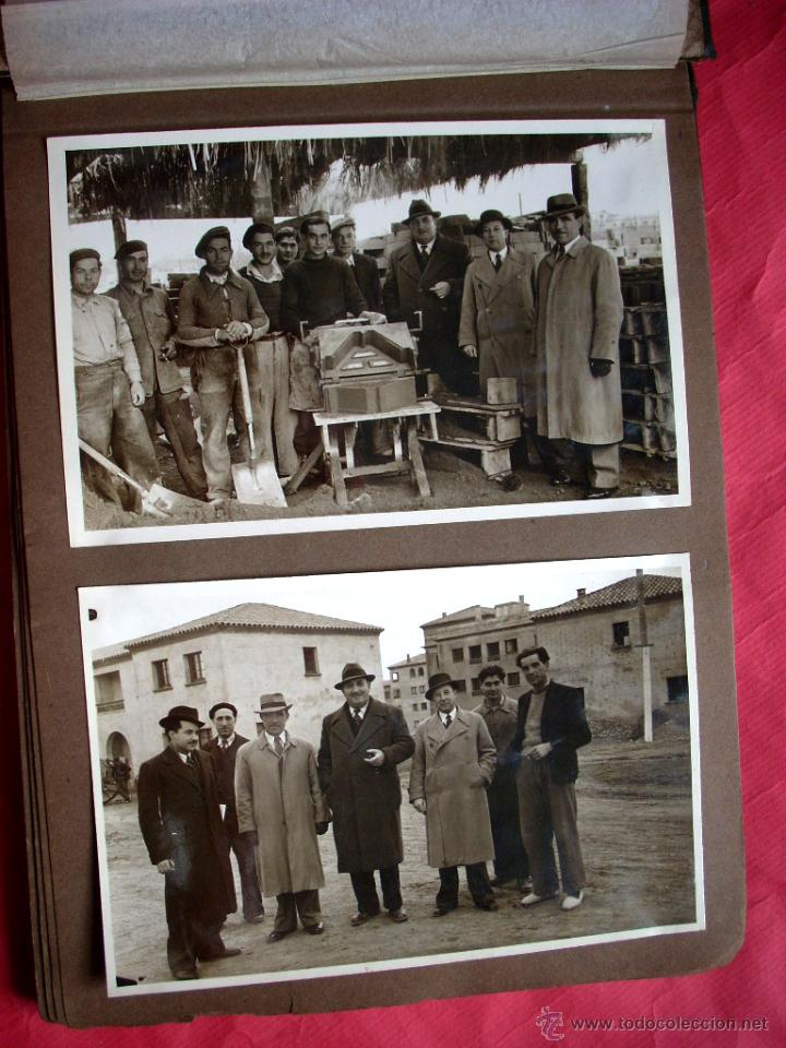 Fotografía antigua: CASES BARATES - LA SAGRERA - ÀLBUM BARCELONA - 1950S - Foto 2 - 40044801